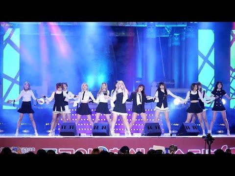 160923 우주소녀 (WJSN,Cosmic Girls) Catch Me [전체] 직캠 Fancam (청주중국인유학생페스티벌) by Mera