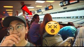 Vlog: HANDBALL AND BOWLING! Guess who we saw there!?!