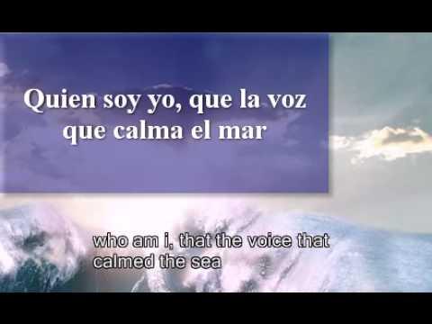 Who am i-casting crowns(letra en español)