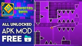 How To Download Geometry Dash Mod Apk For Android 2018