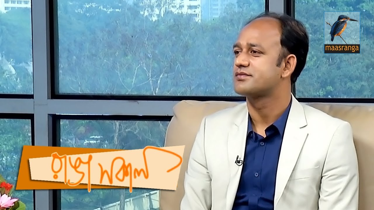 Barrister Syed Sayedul Haque | Interview | Ranga Shokal | Kebria &  Saki|Talk Show|Maasranga TV 2019