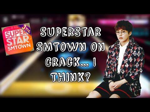 Superstar SmTown On Crack... I Think?