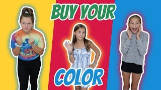 I'll BUY ANYTHING in YOUR COLOR EXTREME challenge! Its R Life