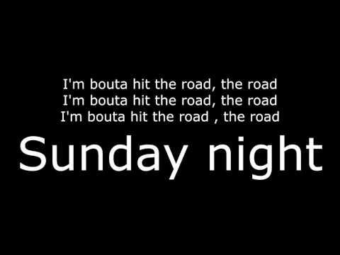 070 Shake Sunday Night Lyrics