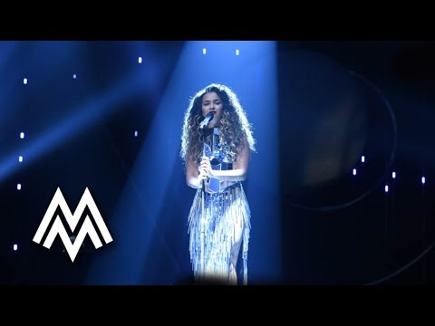 Ella Eyre | 'Even If' live at MOBO Awards | 2015 | MOBO