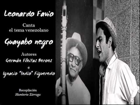 Guayabo negro - Leonardo Favio