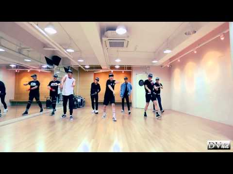 Monsta X - No Exit (dance practice) DVhd