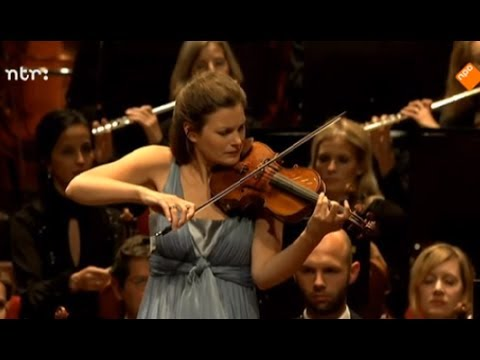 Janine Jansen: Violin Concerto no.1 in G minor 1-3 (Max Bruch) - 15.06.13