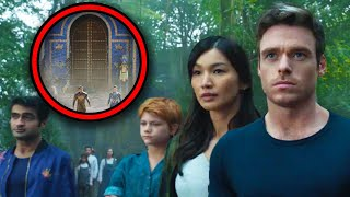 ETERNALS TRAILER BREAKDOWN! Easter Eggs & Details You Missed! (Marvel Celebrates the Movies)