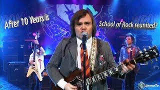 School Of Rock -Zach's Song ( 10 Years Reunion)  [HD]