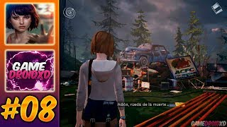 EL DEPOSITO DE CHATARRA│LIFE IS STRANGE│CAPITULO 2│ANDROID GAMEPLAY│#08