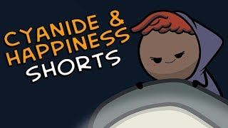 Tiny Style - Cyanide & Happiness Shorts