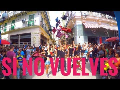 Si No Vuelves Havana - Gente de Zona - Lía Rodríguez