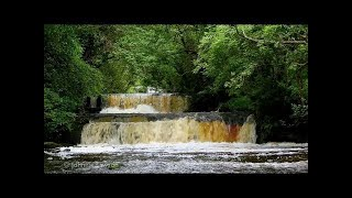 1 Hour of Waterfall Relaxation in HD Soothing Sound of Water Nature Sounds Meditation