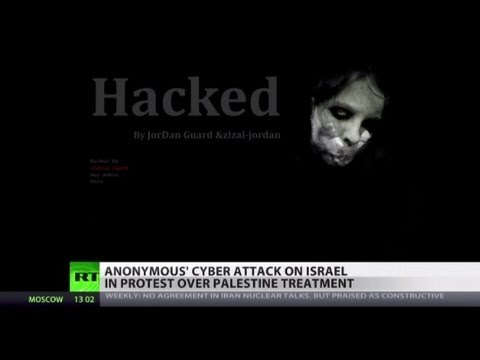 #OpIsrael: Anonymous launches massive cyber assault