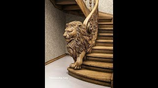 How to Make Stairs Wooden Magic