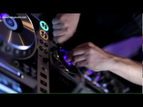James Zabiela Live DJ Routine RMX-1000 Platinium edition