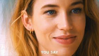 Sarah Close - You Say (Lyric Video)