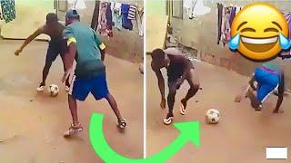 🚨 20 Dribles Mais Vistos e Mais Humilhantes No Futebol De Rua Angola