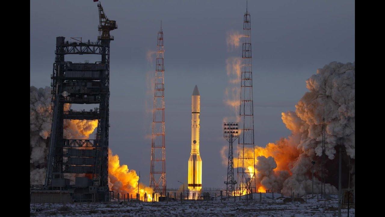 Универсальная ракета. 55 лет первому пуску «Протон»