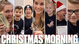 BINGHAM FAMILY CHRISTMAS DAY SPECIAL | OPENING PRESENTS CHRISTMAS MORNING | FIRST CHRISTMAS TOGETHER