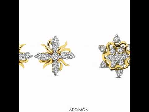 exclusive diamond earring
