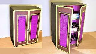 DIY Multipurpose Storage Rack | Household Organizations | Best Out Of Waste Material