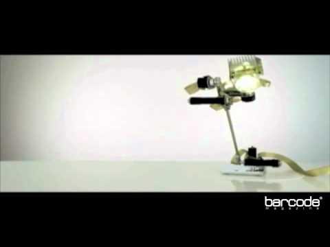 Lámpara robótica