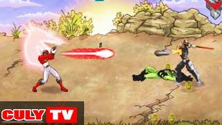 gameplay power rangers megaforce