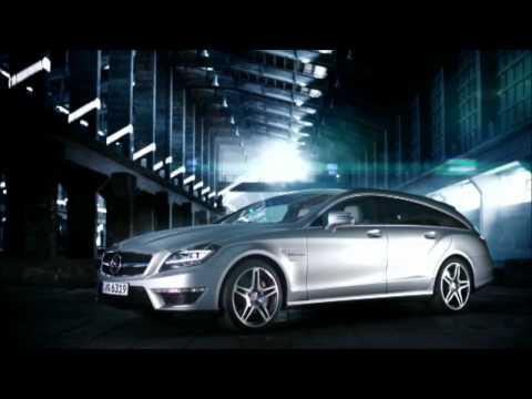 2012 Mercedes-Benz CLS63 AMG Shooting Brake