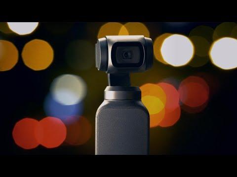 DJI - Osmo Pocket - At a Glance