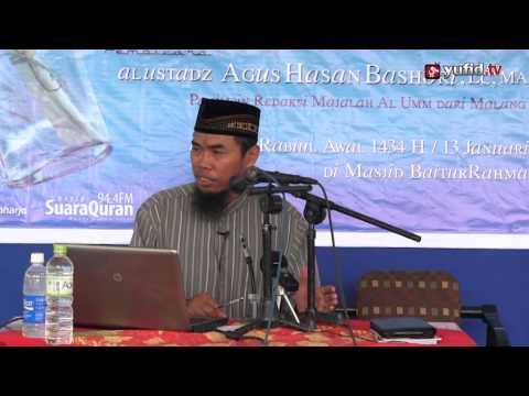 Seni Menebar Kebaikan - Ustadz Agus Hasan Bashori, Lc. M.Ag