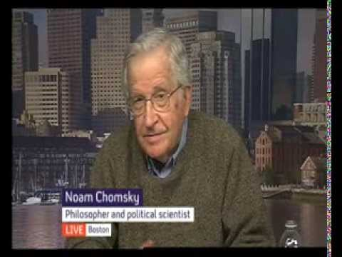 Noam Chomsky - Jon Snow, Channel 4 News on Syria, US Foreign ...
