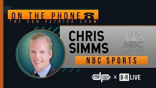 Chris Simms Talks 2018 QB Class, Cowboys, Raiders, Rams, MVP & More w/ Dan Patrick   Full Interview
