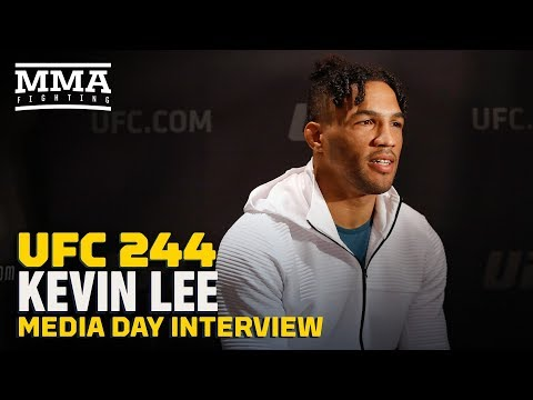 UFC 244: Kevin Lee Aims to Remind Everyone Who Is 'Real' Future of LW Division - MMA Fighting