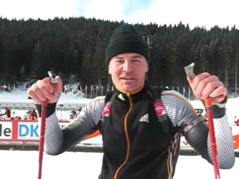 Sven Fischer in Pokljuka 2009