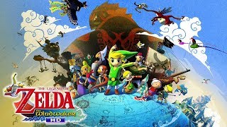 Master And Crazy Hand! Not Really.. |  The Legend of Zelda: The Wind Waker HD | WiiU #14
