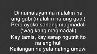 Huling Sayaw Kamikazee ft Kyla