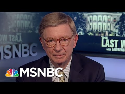 George Will: 'Oleaginous' Pence Tops Donald Trump As 'Worst' In Government | The Last Word | MSNBC