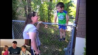 Kids React To First Time Seeing Our House- Oh Shiitake Mushrooms 2012 Video