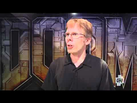 John Carmack Interview At E3 2012: Oculus Rift Virtual Reality