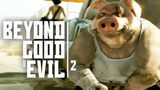 The Original Beyond Good and Evil 2 Trailer (2008)