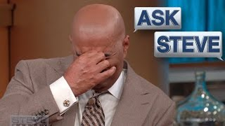 Ask Steve: Everyone gotta get up! || STEVE HARVEY