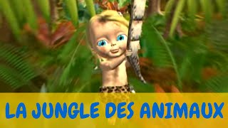 Bébé Lilly - La Jungle Des Animaux