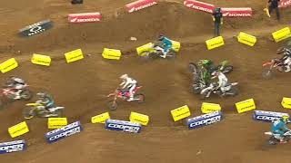 250SX Triple Crown highlights - Houston
