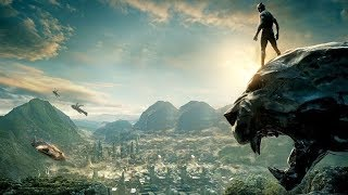 Black Panther Movie Excitement - The Real Wakanda & Africa Rising Vision - Libradio.com Feb 2018