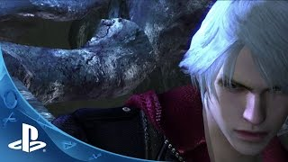 Devil May Cry 4 Special Edition -- Launch Trailer   PS4