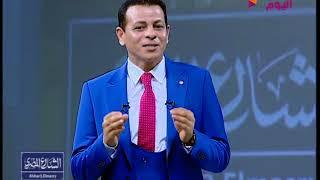 مذيع_الحدث في مقدمة تاريخية: الشعب المصري لا يعرف المستحيل ...