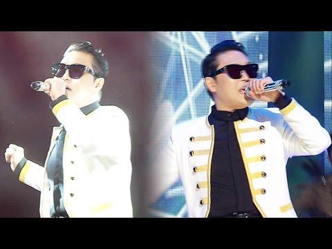《Comeback Special》 PSY(싸이) - DADDY(대디) @인기가요 Inkigayo 20151213