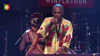 Femi Kuti & The Positive Force @ Afro-Pfingsten Festival 2018